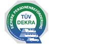 Zertifizierung DEKRA