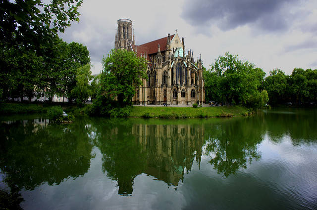 Stuttgart architecture